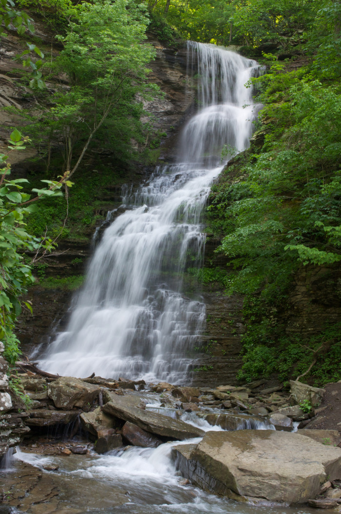 15 Photos Of Beautiful West Virginia Waterfalls