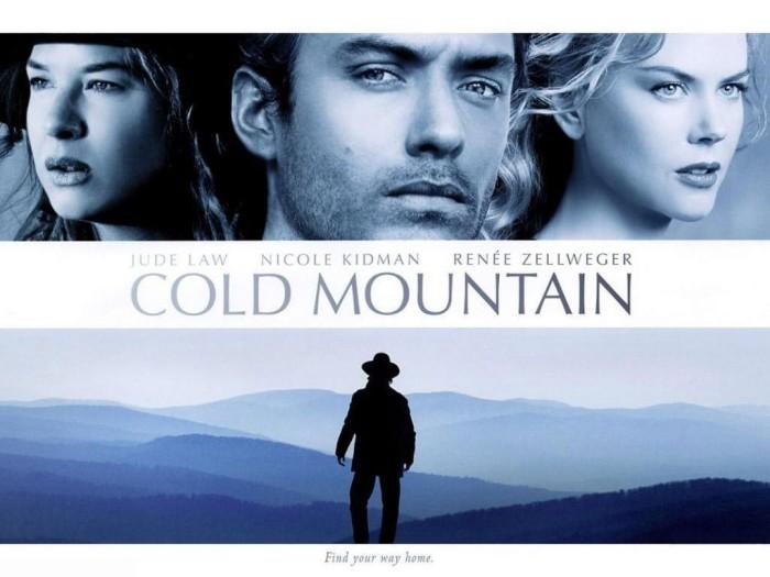 11. Cold Mountain