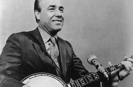 16. When Earl Scruggs educated the whole nation on how to properly play a banjo.