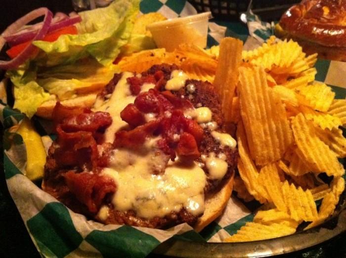 24) Fat Patty's originated in Huntington, West Virginia.