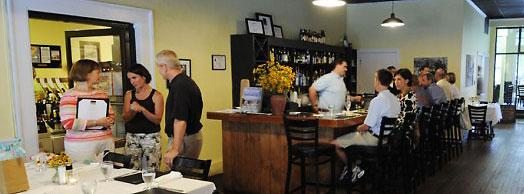 17. On The Square Restaurant, Tarboro