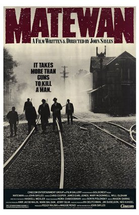 5) Matewan, a 1987 drama, portrays the events of the Battle of Matewan, which was a coal miners' strike back in 1920 in Matewan, a small town in West Virginia.