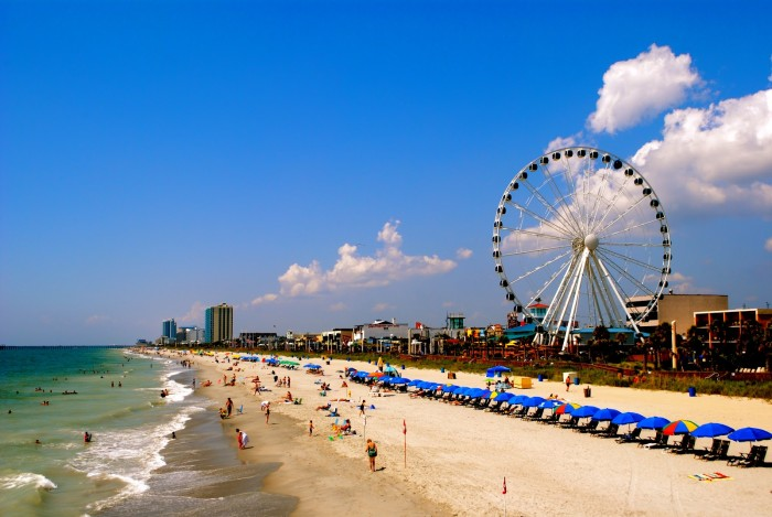 29. You have mixed feelings about Myrtle Beach