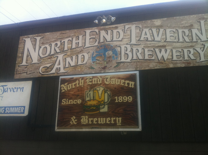 19) The North End Tavern and Brewery, located in Parkersburg, WV.