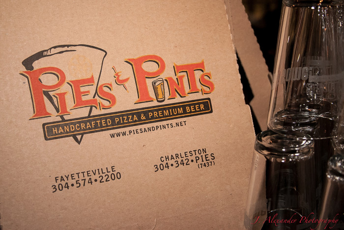 11) Pies and Pints originated in Fayetteville, West Virginia.
