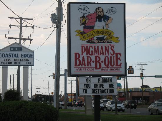 7. Pigmans Bar-B-Que, Kill Devil Hills