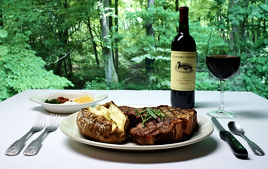 12. Ryan's Steaks, Chops, and Seafood, Winston-Salem
