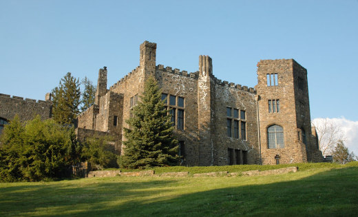 6. Seely's Castle (Overlook Mansion)