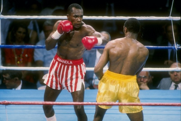 19. Gold medal winning Olympic boxer, Sugar Ray Leonard, was born in Rocky Mount.
