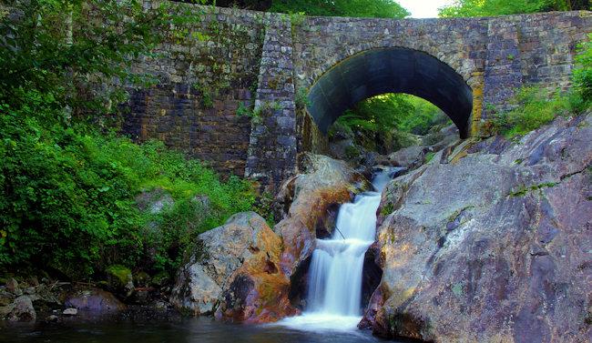 15. Sunburst Falls