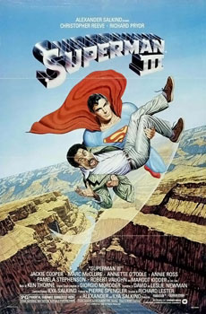 6) Superman III. Obviously this entire movie is not set in West Virginia, but the fact the Superman even fictionally flew into our state is so cool! West Virginia is a very brief part of this movie, but essentially, Superman flies off with Gus Gorman and drops him off at a West Virginia coal mine!