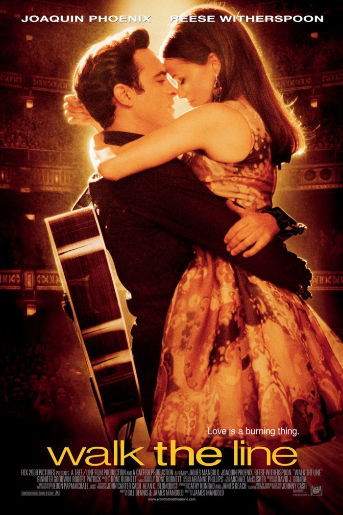 """There's no better place to film the love story of Johnny and June other than their adopted home state of Tennessee, which is precisely where a large part of the movie was shot - part, even, in the same prison as, """"The Green Mile."""""""