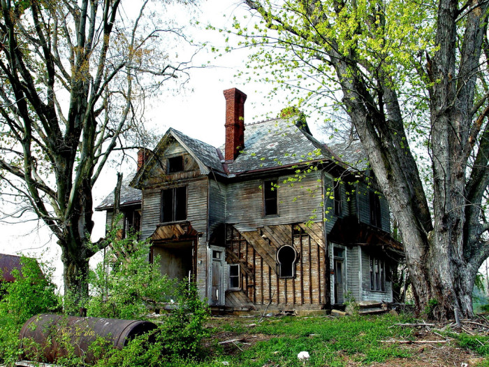 20 Photos Of Abandoned Places In West Virginia