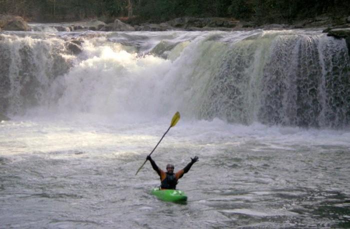 10) Wonder Falls, located in Bruceton Mills, WV.
