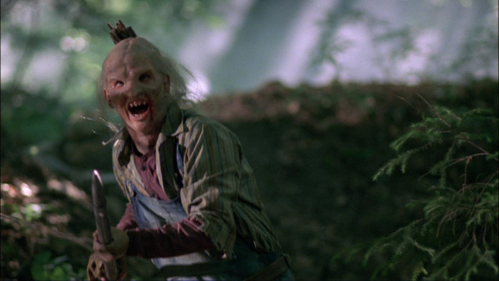 12) Wrong Turn, my personal favorite! This horror movie is set in the mountains of West Virginia.