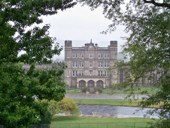 8) Take a tour of the West Virginia State Penitentiary, located in Moundsville, WV.