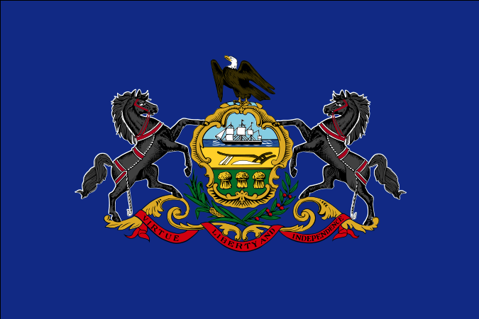 1. Let's get one thing straight, right off the bat: it's not Pennsylvania, it's PA.