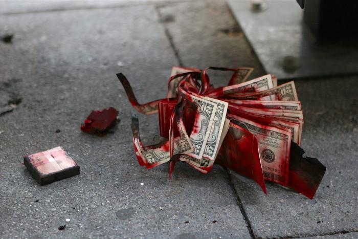 1. Pennsylvania Bank Robber