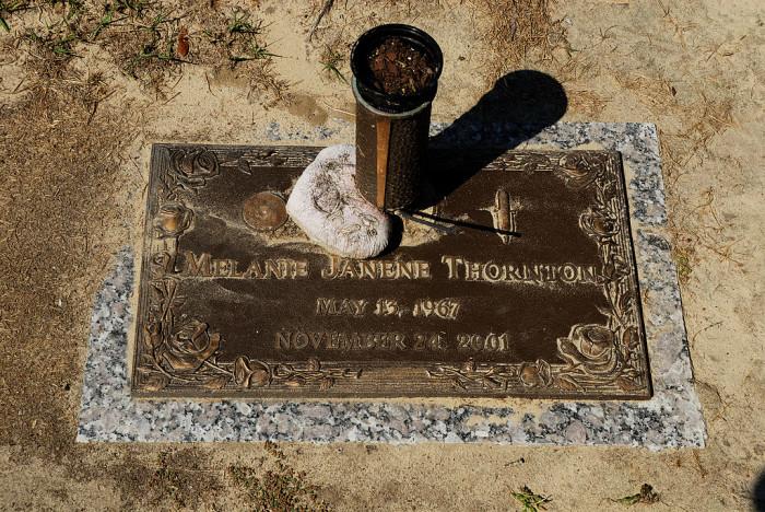 9. Melanie Thornton