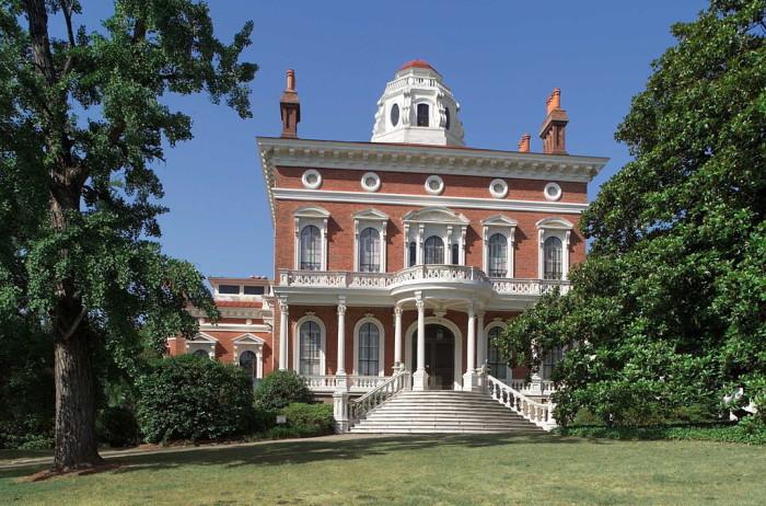 The Historic Hay House in Macon, GA
