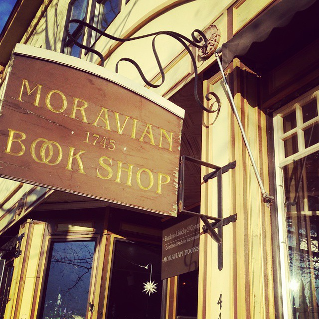 10. Moravian Book Shop, Bethlehem