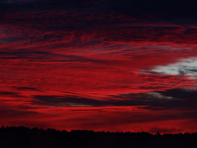 15) Thanksgiving Sunrise