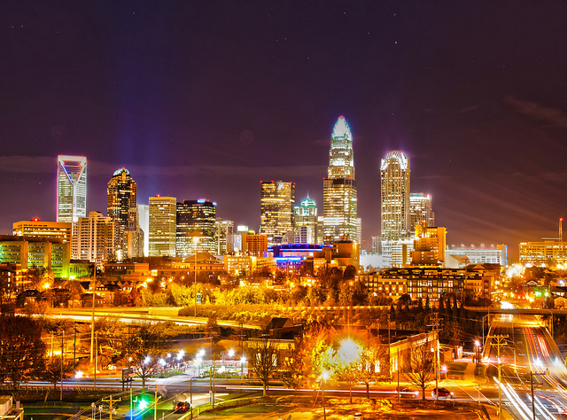1. Charlotte is the second largest banking city in America after New York City.