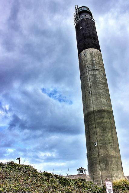 9. Oak Island Lighthouse is one-of-a-kind