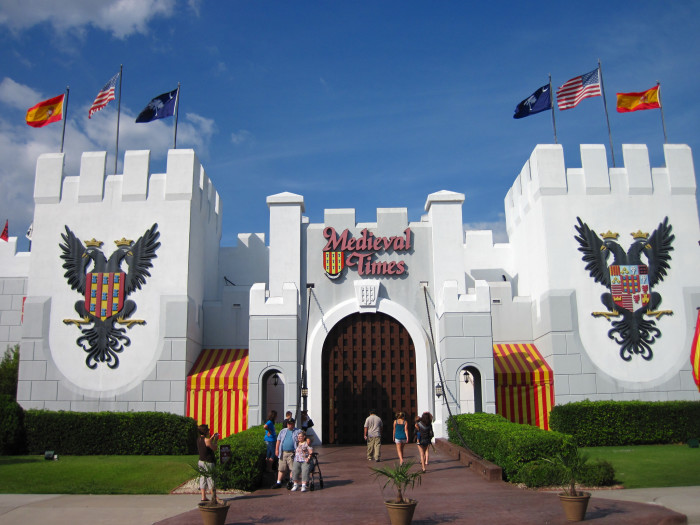 16. Medieval Times