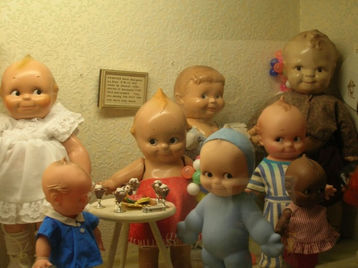 3. Fennimore Doll & Toy Museum.  Okay, I get it, dolls are creepy. So if you get freaked out, you should definitely not come here. Ever. But if you want to see the history of toys and dolls, this place is AMAZING.