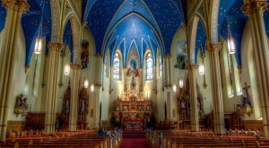 Here Are 10 Gorgeous Pennsylvania Churches That Will Take Your Breath Away