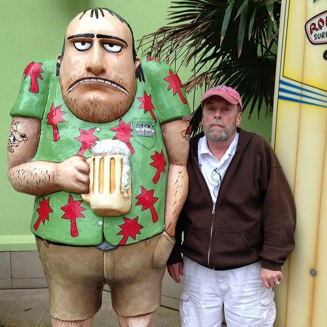 11. Dick's Last Resort (Orlando, FL)