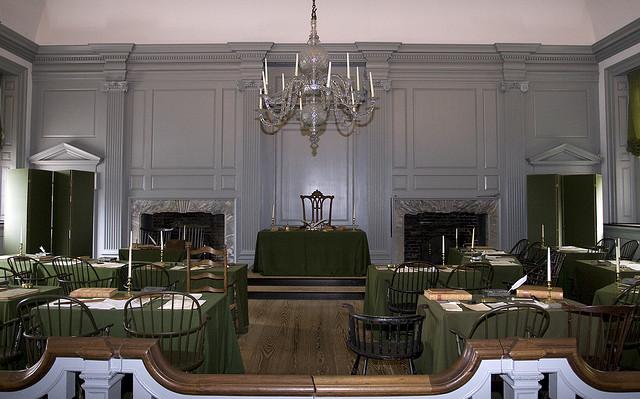 13. Independence Hall, Philadelphia