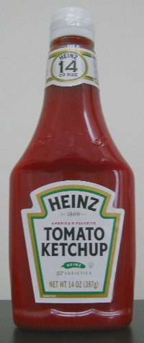 13. In 1859, the Heinz company in Pittsburgh created the world's first packaged condiments, and to this day is the world's leading distributor of ketchup as well as the country's most global food producer.