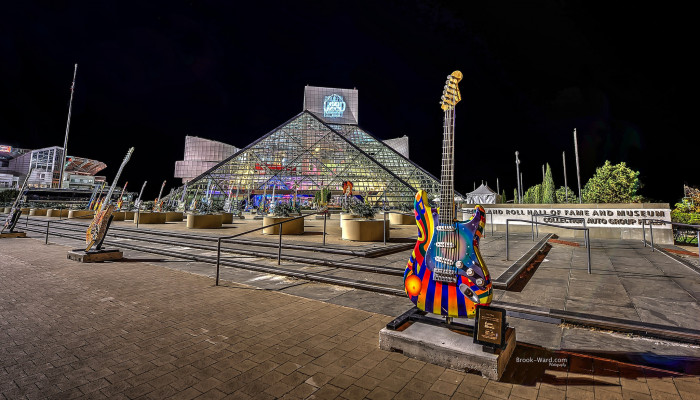 7) Rock and Roll Hall of Fame (Cleveland) because we're the birthplace of rock n' roll and proud of it.