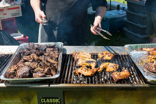 International Bbq Cook Off This Weekend In Lexington