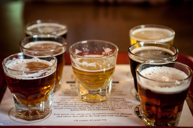 7. It's a craft beer paradise!