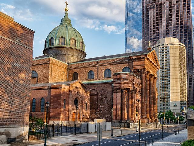 1. Cathedral Basilica Saints Peter and Paul, Philadelphia