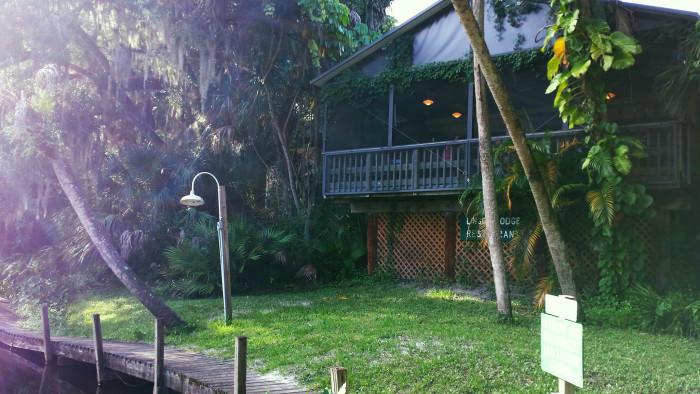 2. Linger Lodge Restaurant & Campground (Brandenton, FL)