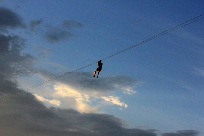 5. Go Ape Zipline & Treetop Adventure