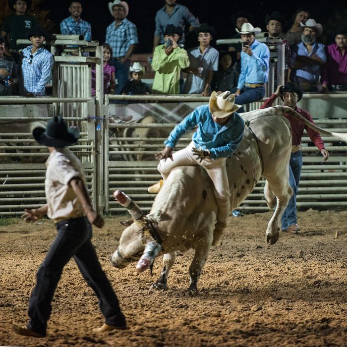 11. Bull Riding
