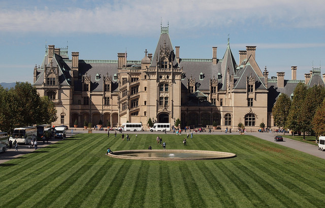 16. The largest, privately owned estate in America.