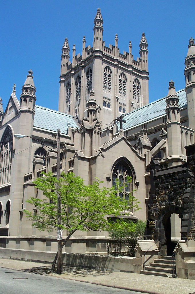 3) Trinity Cathedral (Cleveland)