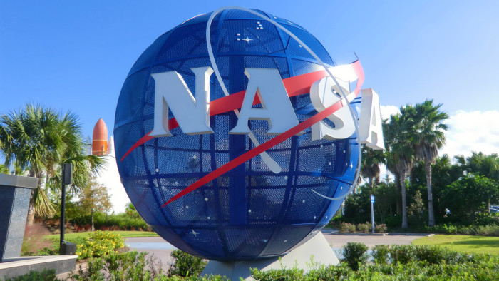 7. Kennedy Space Center Visitor Complex