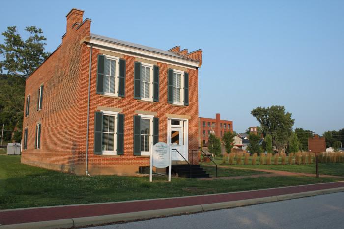 13) John Parker House