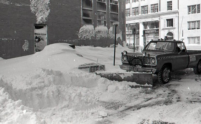 6) The Great Blizzard of 1978
