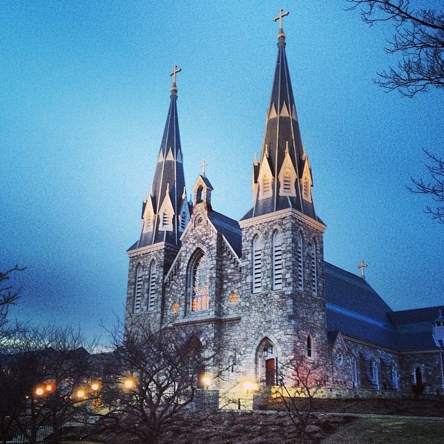 6. St. Thomas of Villanova Church, Villanova