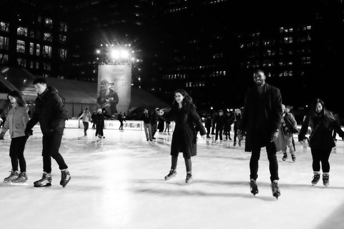 10. Ice Skating