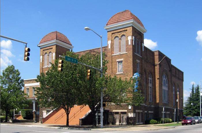 3.) 16th Street Baptist Church / Birmingham