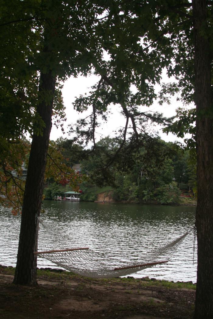 10. Lake Wylie